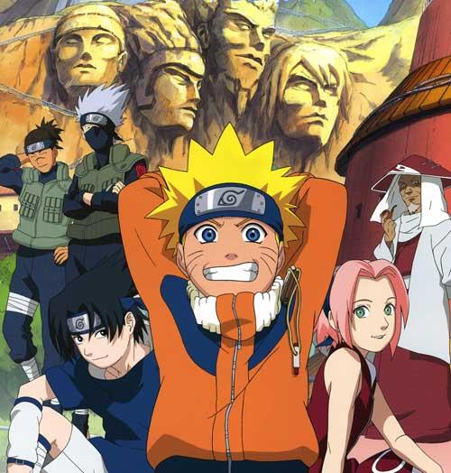 Naruto [de Masashi Kishimoto chez Shueisha/Kana] Naruto02